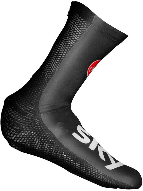 Castelli Team Sky Aero Race TT Shoecovers black